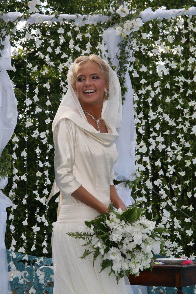 Фото свадьбы глюкозы певица